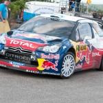 WRC-Rallye 2013 in Deutschland 22.-25.08.2013