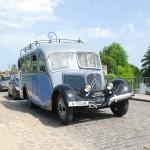 IAA 2012 Hannover Nutzfahrzeuge: Der Citroën U23, ein ganz besonderer Oldtimer