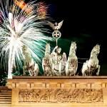 Citroën ist Hauptsponsor der PYRONALE Feuerwerks-Weltmeisterschaften; Ehrung der Olympia-Teilnehmer mit DS3