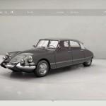 "Apple iPad App Tip: ""Road Inc. - Legendäre Automobile"" mit Citroën DS, 2CV und anderen"