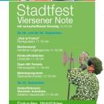 """""""Vive la France"""" - französisches Stadtfest 29./30.9.2012 in 41747 Viersen"""