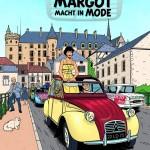 Margots Reportage live: Comic-Zeichner Olivier Marin auf der Citroën-Strasse Techno Classica 2013