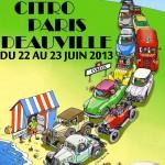 Rallye Citro Paris Deauville - 22.-23. Juni 2013
