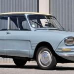 Artcurial-Auktion Monaco: Der teuerste Citroën Ami6 aller Zeiten?