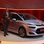 Das Goldene Lenkrad 2013Frédéric Banzet (Citroën)