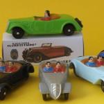 Neue Citroën-Modelle bei St.Hubert 92