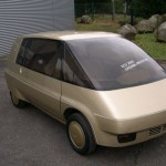 Citroën ECO 2000 Prototype for sale @ Retromobile 2014!