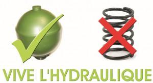 "Vive L'Hydraulique - Logo (C) Thomas """