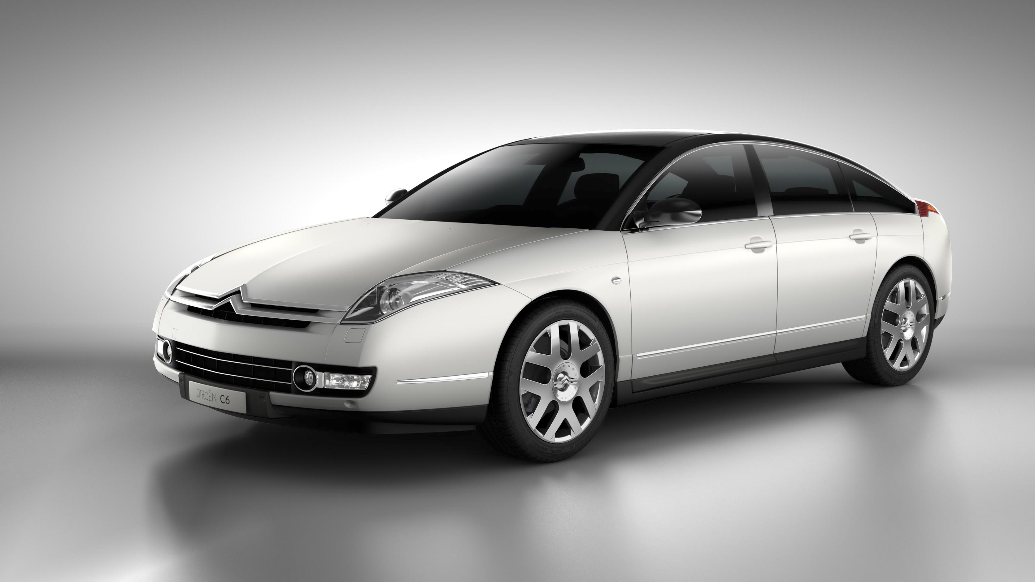 Citroën C6 Galerie U2013 Eine Hommage An Den Klassiker, Den Wir Nicht Auf Der  Messe Zeigen Können: