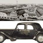 Achtung Tractionisten - anmelden und kommen: die Jubiläumsfeier der CDG zu 80 Jahre Citroën Traction Avant
