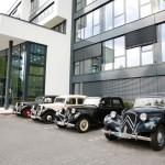"""Impressionen der Jubiläumsfeier """"80 Jahre Citroën Traction Avant"""" der CDG in Köln"""