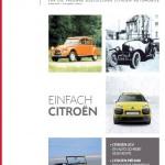 EPOQUE - Das Sonderjournal von Citroën zur Techno-Classica 2014