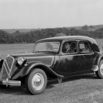 Traction Avant 15-Six D 1953