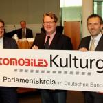 Parlamentskreis Automobiles Kulturgut: Protokoll der Sitzung vom 2. März 2015