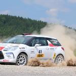 """""""Citroën Racing Trophy"""" @ ADAC Rallye Deutschland @ WRC"""