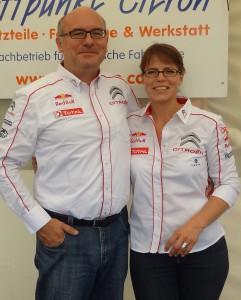 Stephan Joest, Britta Becker