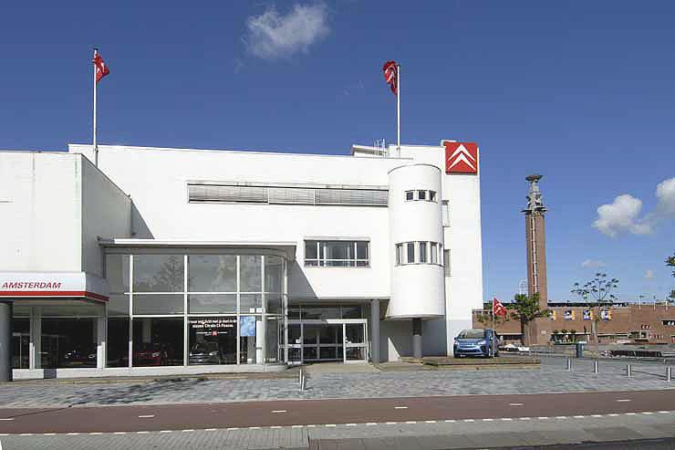 Niederlande amicale citro n ds deutschland for Garage citroen auch