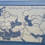 Mit der Acadiane über die Seidenstrasse: Reiner Sowa auf Tour nach Mumbai
