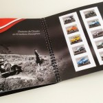 Citroën - eine Geschichte in Briefmarken