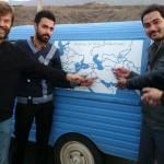 Mit der Acadiane unterwegs auf der Seidenstrasse: Reiner Sowa zu Besuch beim ACI Iran