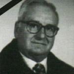 Leonardo Bertoni gestorben (24.4.1932-27.1.2015)