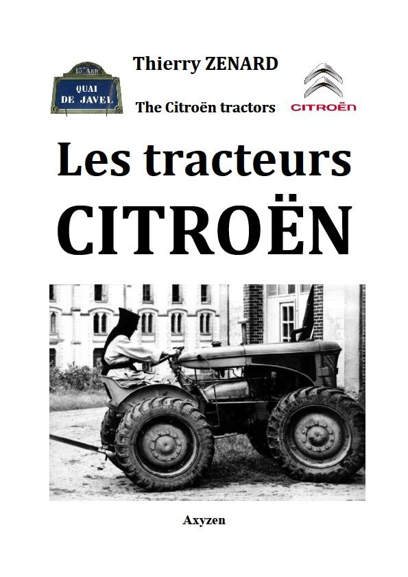 Publikation Les Tracteurs Citro 235 N Amicale Citro 235 N