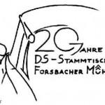 """20 Jahre DS-Stammtisch """"Forsbacher Mühle"""": Einzigartiges Klassikauto-Treffen im Bergischen Land"""