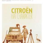 """Download des Tages: """"Epoque Citroën"""" und """"Epoque DS"""" und Poster der Techno-Classica 2015"""