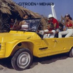 "Retromobile 2016: Méhari ""meets"" e-Méhari!"