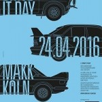 KÖLN:  3.Drive-it-Day – Der Saisonstart für Oldtimerbegeisterte - MAKK