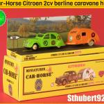 St. Hubert 92: 2CV + Hippie-Caravan