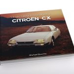 "Neues Buch: ""Grand Livre Citroën CX"""