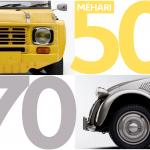 Rétromobile 2018: Citroën feiert 70 Jahre 2CV und 50 Jahre Méhari