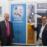 """Citroën und RATP weihen Pariser Metrostation """"Javel - André Citroën"""" ein"""