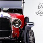 Historische Fahrzeugparade zum 120. Pariser Automobilsalon: Citroën mit Ausblick auf 100. Geburtstag