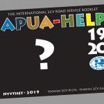 Jetzt: Apua-Help 2019-2020 Registrierung!