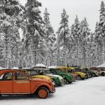 2CV-Raid Lapland 2020