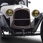 100 Jahre Citroën: Typ A 10 HP begründete Erfolgsgeschichte