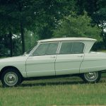 100 Jahre Citroën: Ami 6 avancierte zum Bestseller