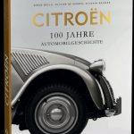 """Neues Buch: """"Citroën. 100 Jahre Automobilgeschichte"""""""