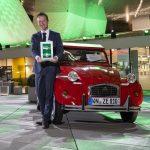 """Auszeichnung von Auto Bild Klassik: Citroën 2CV zum """"Klassiker des Jahres"""" gekürt"""