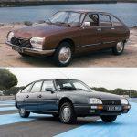 100 Jahre Citroën: GS und CX als Highlights der 70er Jahre