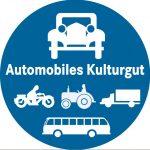 """Flyer: """"Wir lieben Oldtimer"""" - eine Initiative der """"AG Historische Fahrzeuge"""""""