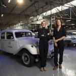"""Citroën ist Partner von """"TerraAmerica"""", der Panamericana-Expedition in einem Traction Avant"""