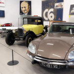 Conservatoire Citroën - wieder offen!