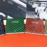 "Buchedition ""Le Grand Livre Citroën"", 4 Bände, fertig!"